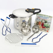 Fagor 9-pc. Duo Pressure Canning Set