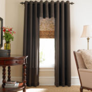 American Living Brooklane Grommet-Top Window Treatments