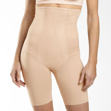 jcpenney.com | Underscore® High-Waist Thigh Slimmers - Plus