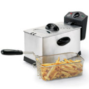 Bella™ 3½-Liter Deep Fryer + $10 Printable Mail-In Rebate