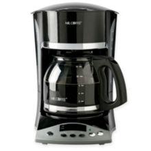 MR COFFEE 12-C PROG COFFEE MAKER SKX
