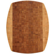 Totally Bamboo® Congo Parquet Cutting Board