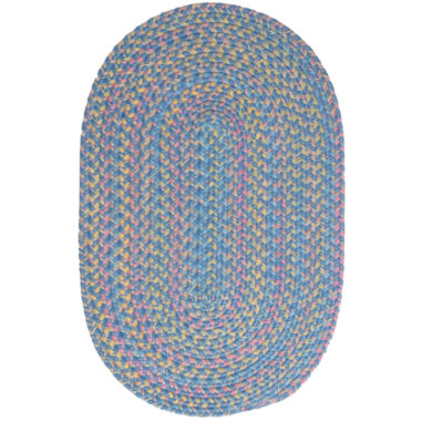 jcpenney.com | Colonial Mills® Allie Reversible Braided Oval Rug