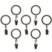 JCPenney Home™ Set of 14 Clip Rings