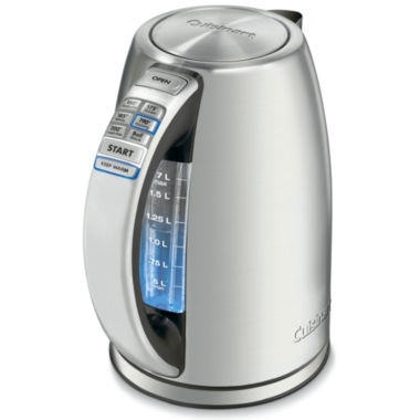jcpenney.com | Cuisinart® PerfecTemp Electric Kettle CPK-17