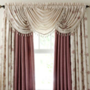 Fortune Embroidered Window Treatments