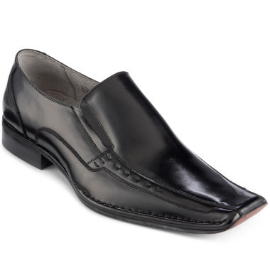 jcpenney.com | Stacy Adams® Templin Mens Bicycle Toe Leather Slip-On Dress Shoes