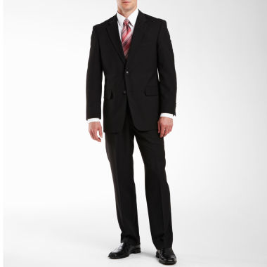 jcpenney.com | Adolfo® Black Striped Suit Separates