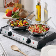 Waring Pro® Portable Double Burner
