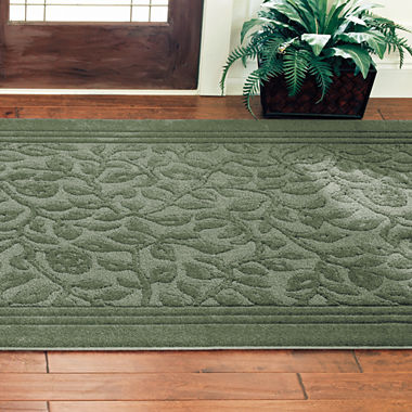 Jcpenney home wexford washable rectangular rugs for Above all salon wexford