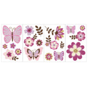 NoJo® Emily Nursery Wall Decals