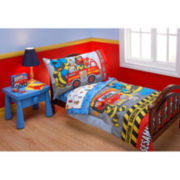 Sesame Street® Fire Dept. 4-pc. Bedding