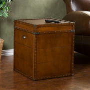Maritime Trunk End Table