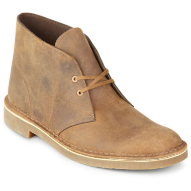 jcpenney.com | Clarks® Bushacre Mens Chukka Boots
