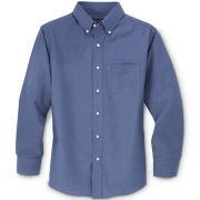 Izod® Long-Sleeve Oxford - Boys 4-20 and Husky