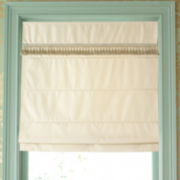 Custom Milan Thermal Roman Shade
