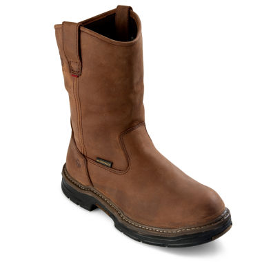 jcpenney.com | Wolverine® Mens Waterproof Steel-Toe Boots