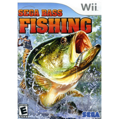 jcpenney.com | Nintendo® Wii™ Sega Bass Fishing Game