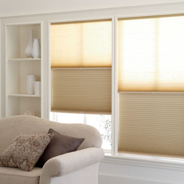 jcpenney.com | Custom Room-Darkening Day/Night Cordless Cellular Shade
