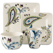 JCPenney Home™ Mix-and-Match 4-pc. Patterned Place Setting