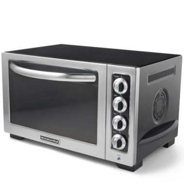 "jcpenney.com | KitchenAid® 12"" Convection Toaster Oven KCO223"