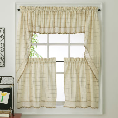 jcpenney.com | Adirondack Kitchen Curtains