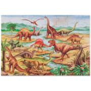 Melissa & Doug® 48-pc. Dinosaurs Floor Puzzle