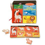 Melissa & Doug® Animal Puzzle Book