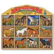 Melissa & Doug® Pasture Pals Toy Horses