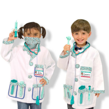 jcpenney.com | Melissa & Doug Doctor Role Play Costume Set