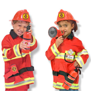 jcpenney.com | Melissa & Doug® Fire Chief Costume Set