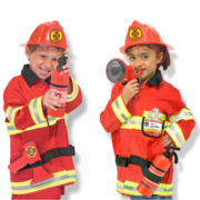 Melissa & Doug® Fire Chief Costume Set