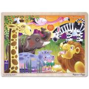 Melissa & Doug® Wooden African Plains Puzzle