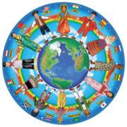 Melissa & Doug® 48-pc. Around the World Floor Puzzle