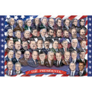 Melissa & Doug® US Presidents 100-pc. Floor Puzzle