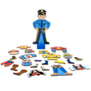 Melissa & Doug® Magnetic Dress-Up Set