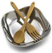 Wilton Armetale® 3-pc. Boston Salad Set