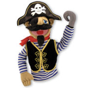 Melissa & Doug® Pirate Puppet