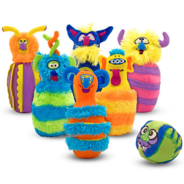jcpenney.com | Melissa & Doug® Monster Bowling Set