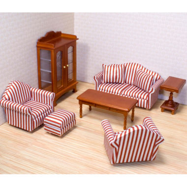 jcpenney.com | Melissa & Doug® Living Room Dollhouse Furniture