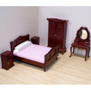 Melissa & Doug® Bedroom Doll Furniture