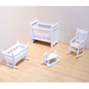 Melissa & Doug® Nursery Doll Furniture