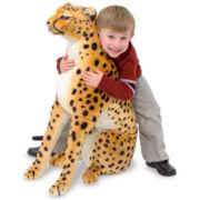 Melissa & Doug® Plush Stuffed Animal Cheetah