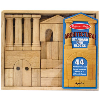 jcpenney.com | Melissa & Doug® Architectural Wood Blocks