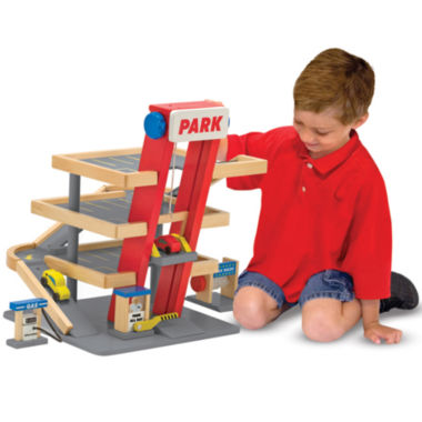 jcpenney.com | Melissa & Doug® Toy Parking Garage
