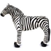Melissa & Doug® Plush Zebra Stuffed Animal