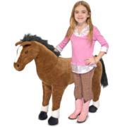 Melissa & Doug® Horse Giant Stuffed Animal