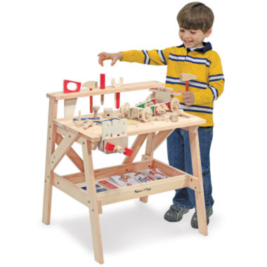 jcpenney.com | Melissa & Doug® Wooden Project Workbench