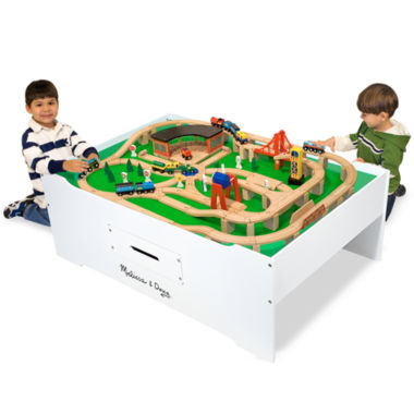 jcpenney.com | Melissa & Doug® Wooden Activity Table