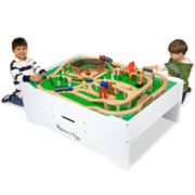 Melissa & Doug® Wooden Activity Table